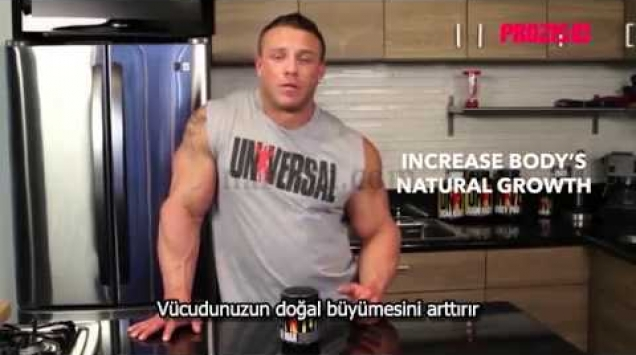 Universal Nutrition GH Max İncelemesi